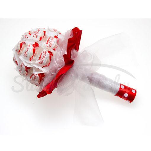 Sladká kytica Rafaello Červená čiapočka