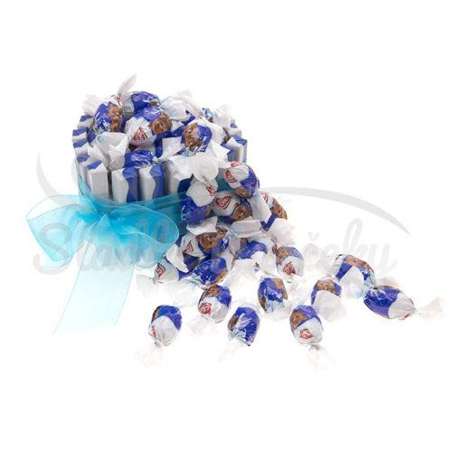 Misterchoc srdiečko modré malé
